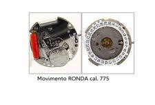 Movimento al quarzo Ronda 775 movement quartz for watch orologi Swiss