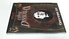 dvd IL CONTE DRACULA Christopher LEE