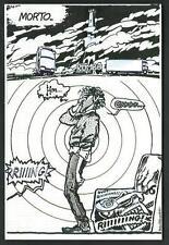 Andrea Pazienza : Gli ultimi giorni di Pompeo - cartolina