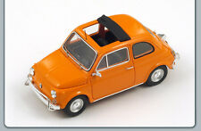 Fiat 500 L 1966 Orange S2693 Spark 1:43 New in a box!