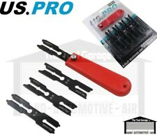 US PRO Tools 5pc E-clip Remover And Installer Tool Set NEW 5039
