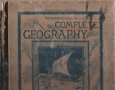 COMPLETE GEOGRAPHY THE NEW ECLECTIC SERIES,NEBRASKA EDITION, 1883