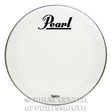 "Pearl Powerstroke 3 Bass Drum Logo Head Coated 20"""