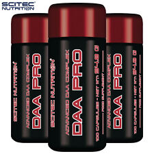 DAA PRO Highest Quality D-Aspartic Acid Supplement Testosterone Booster Anabolic