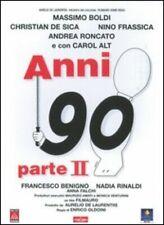 ANNI 90 PARTE II  DVD COMICO-COMMEDIA