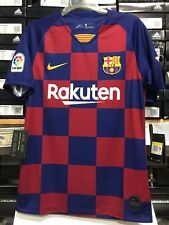 Nike FC Barcelona Home Jersey Blue 19/20 Messi #10 Stadium Cut Size XXL Only