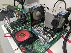 64GB (4x16GB) PC3-8500R 4Rx4 DDR3 ECC Reg Memory for any setup