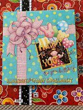 Mary Engelbreit Happy Birthday to You Book New