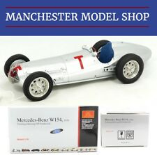 CMC M-099 1:18 Mercedes-Benz W154 Training Car Dick Seaman Reims 1938 NEW BOXED