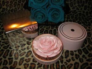 Lancome Poudrer Iridescent Blush Highlighter Powder LA ROSE Authentic Rare NIB