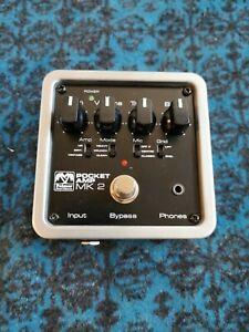 Palmer Pocket Amp MKII Portabler Gitarren Preamp - NEU