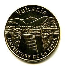 63 VULCANIA Le cône et les puys 2, Aventure de la Terre, 2012, Monnaie de Paris