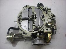 ROCHESTER QUADRAJET 7045211 1975 CHEVY CORVETTE 350 HI PERF ENGINE MANUAL TRANS
