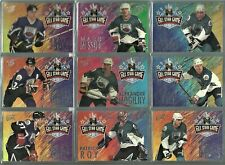 1994-95 Fleer Ultra All Stars Full set of 12 Cards.