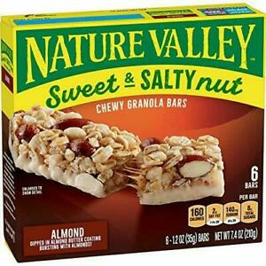 Nature Valley Sweet & Salty Nut Granola Bars, Almond