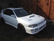 Classic Subaru Impreza **Breaking for spares** rear spoiler