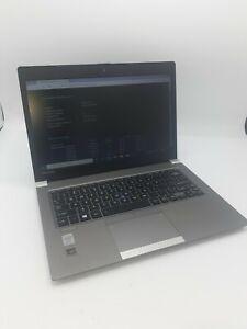 """Toshiba Portege Z30-A Cheap Laptop i5 4300u 8gbGB 128GB SSD 13.3"""" win10 / office"""