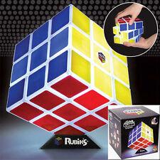 Rubik's Cube Zauberwürfel Leuchte NEU & OVP