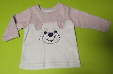 ERGEE Baby Jungen LangarmShirt GR.68 grau mint-grün NEU mit Etikett