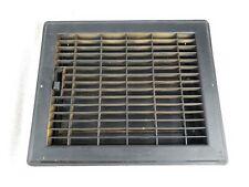 Vintage Metal Rectangular Heat Register Grate Vent Architectural Salvage