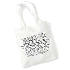 More details for westlife gift iconic album tote bag