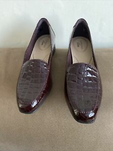 Clarks Ladies Ultimate Comfort Loafer Shoes UK Size 5/38 NEW