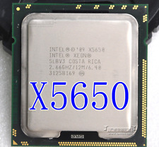 Intel Xeon X5650 2.66GHz 12MB 6.4GT/s SLBV3 CPU Processor