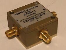 1pcs Mini-circuits ZFM-11 1-2000 MHz +7dBm SMA RF Microwave Coaxial Mixer #C2RM