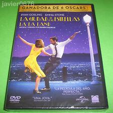 LA CIUDAD DE LAS ESTRELLAS LA LA LAND DVD NUEVO Y PRECINTADO GOSLING STONE
