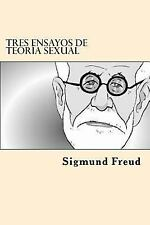 Tres Ensayos de Teoria Sexual (Spanish Edition) by *Sigmund Freud (2017,...