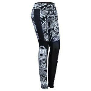 Womens Yoga Pants Ladies Jogging Workout Running Legging Tights Gym Exercise New