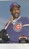 FREE SHIPPING-MINT-1992 Stadium Club Baseball #810 Andre Dawson Chicago Cubs