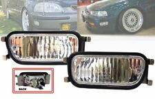 Front CRYSTAL Bumper Intersection Fog Lamp Civic Acura Integra Odyssey Prelude