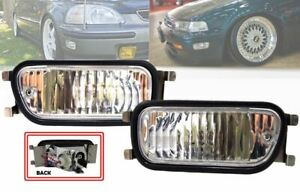 Honda Prelude Accord EG6 CD5 BB4 BB6 Front Clear Bumper Intersection Fog Lamp