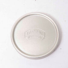 Braun Nürnberg Stable Kata 1:2.8/45(Braun Paxette)Objektiv Deckel(Lenscap) N1375