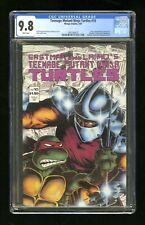 Teenage Mutant Ninja Turtles #10 CGC 9.8 Mirage 1987