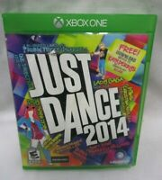 Just Dance 2014 Used (Microsoft Xbox One, 2013) (BS)
