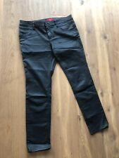 s.Oliver Hose Jeans shape skinny schwarz Gr.42 Top Zustand