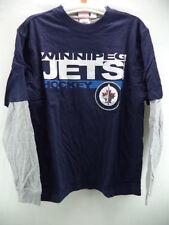 Winnipeg Jets Reebok NHL 3-In-1 Hat Trick Combo Shirt Pack S