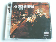 Oxide & Neutrino - Execute - Parental Advisory (CD Album) Used Very Good
