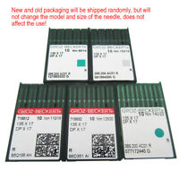 50 Groz-Beckert 135X17 DPX17 SY3355 FOR Industrial Walking Foot Machine Needles