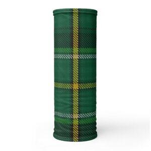 Glasgow Celtic Design Multi Use Face Mask Neck Warmer Headwear