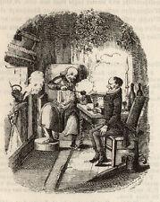 Weihnachten - Dickens, Charles. Der Weihnachtsabend. Eine Geistergeschichte 1927