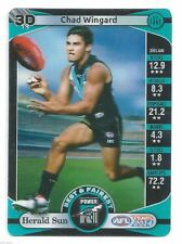 2014 Teamcoach 3D Best & Fairest # 13 Chad WINGARD Port Adelaide