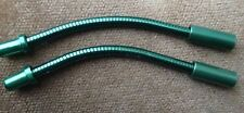 GREEN V BRAKE CABLE FLEXIBLE GUIDE PIPES HANDY SPARE ATTRACTIVE WELL MADE £7.95