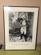 """Rare Poster Valentino by Kenneth Alexander From Movie """"Son Of The Sheik 1926""""."""