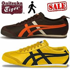 Onitsuka Tiger Mexico 66 Original Casual Running Trainers Shoes UK Sizes rrp £80