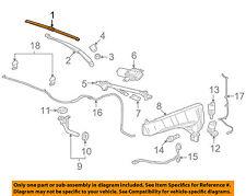 Cadillac GM OEM 10-15 SRX Wiper Arm-Front Blade 22870539