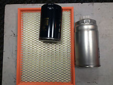 JEEP CHEROKEE 2.8 CRD SERVICE KIT OIL/AIR/FUEL FILTERS BRAND NEW