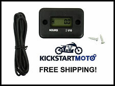 Hour meter for Motorcycle Motor cycle Motor bike Honda Yamaha Suzuki Kawasaki